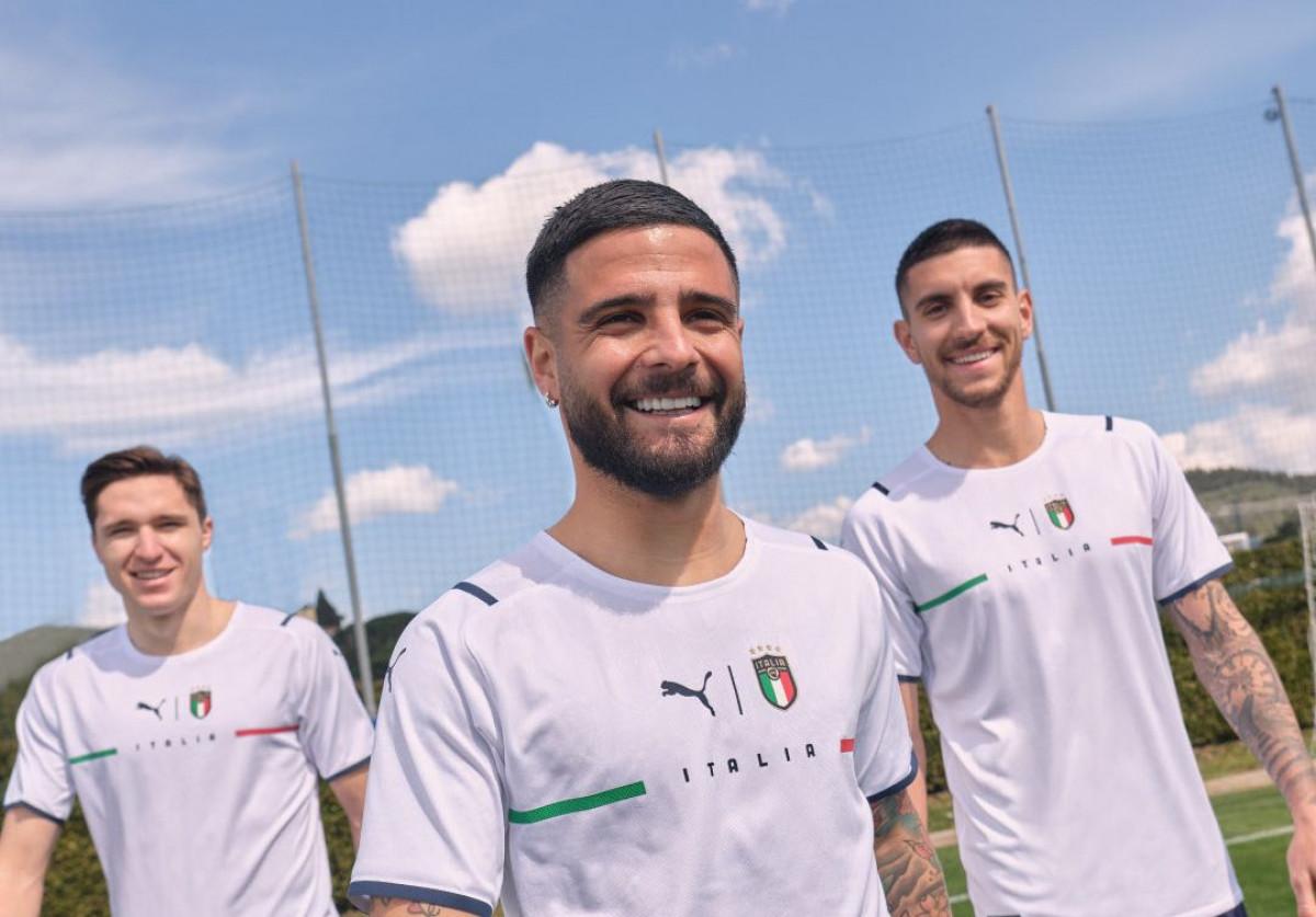 Puma predstavila dres Italije za Euro, ali su mnogi shvatili da su to već negdje vidjeli