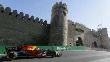 Ricciardo najbolji u Bakuu