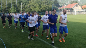 NK Travnik počeo s pripremama