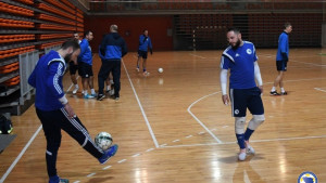 Okupila se futsal reprezentacija BiH
