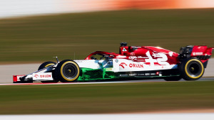 Alfa Romeo iznenadila na drugom treningu Formule 1