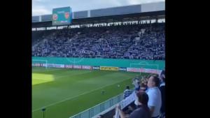 Kako je ovo lijepo vidjeti: Pune tribine na utakmici DFB Pokala u Rostocku!