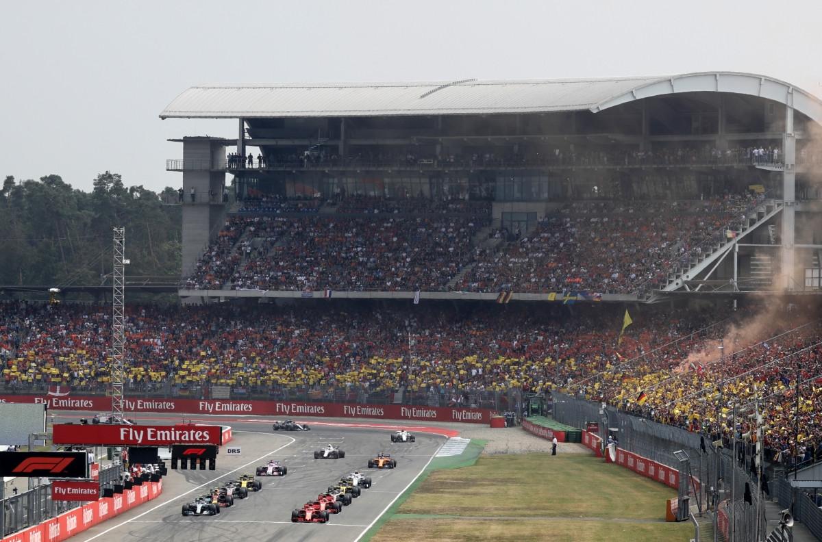 Umjesto na Silverstoneu Formula 1 će se voziti na Hockenheimu?