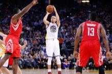 Curry briljirao protiv Houstona, novi poraz Dallasa