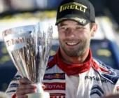 Loeb ponovo svjetski prvak u reliju