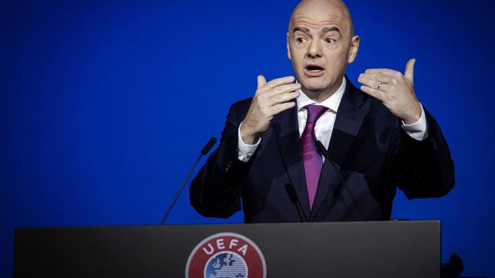 """Infantino ima novu ideju za """"normalizaciju"""" fudbala"""