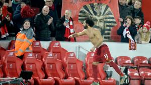 Salah izgleda kao Terminator: Egipćanin skinuo majicu na treningu i šokirao saigrače