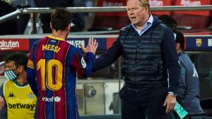 Koeman  'podilazi' Messiju i nakon sramotnog poteza: Moram to ponovo pogledati