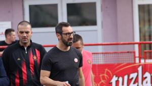Nalića pomalo zateklo pitanje o tome hoće li ostati na klupi FK Sloboda