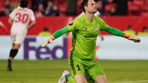 Asmir Begović se oprostio od Qarabaga