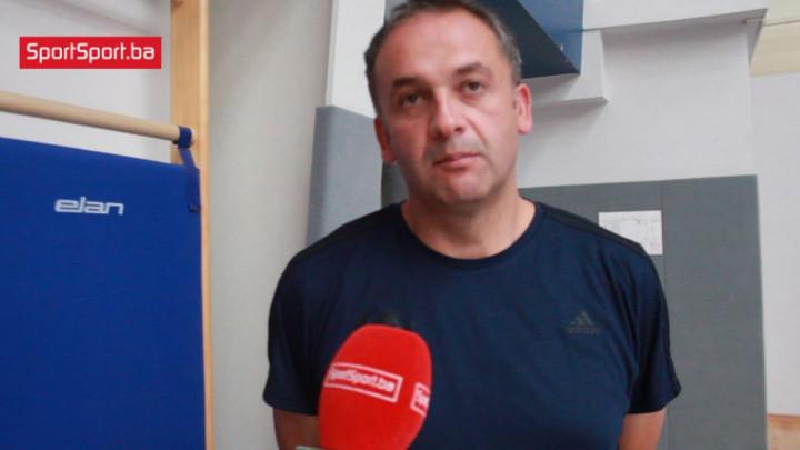 Trbić: Dostojno ćemo Sarajevo i BiH predstavljati u ABA 2 ligi