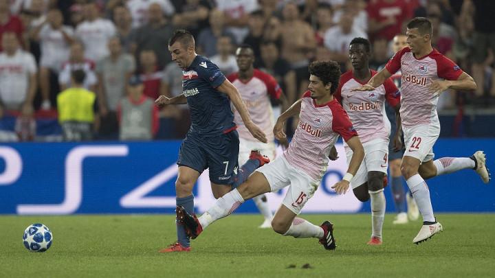 Lekcija iz upornosti: Crvena zvezda u grupnoj fazi Lige prvaka!