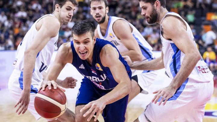 Briljantni Bogdanović za peto mjesto Srbije na Svjetskom prvenstvu
