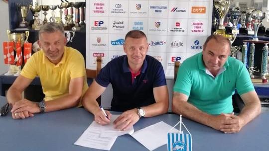 Trivunoviću novi ugovor u GOŠK-u