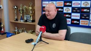 Petrović: Pobjedom bismo 'škiljili' prema Evropi