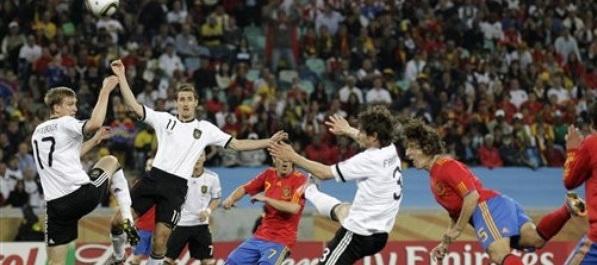 Puyol odveo Španiju na megdan Oranjeu
