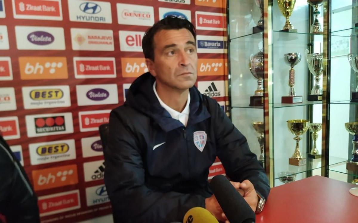 Zildžović nakon novog poraza: Još je 51 bod u igri i Zvijezda može biti prvak...