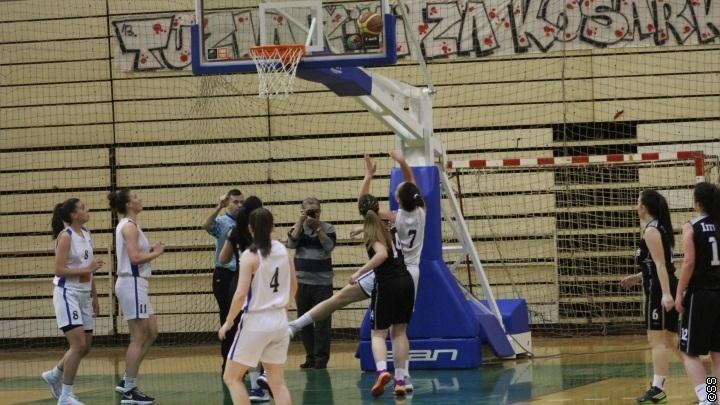 Košarkašice Jedinstva bez većih problema savladale Impuls