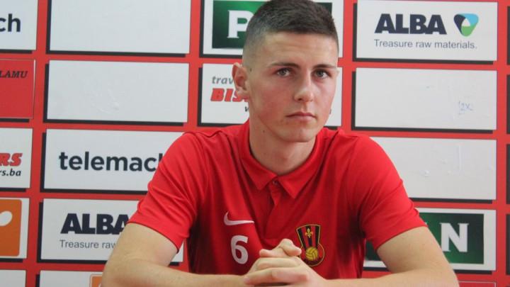 Vrhovac: U Širokom Brijegu nismo primili gol, nadam se da će tako biti i protiv Sarajeva