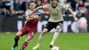 West Ham nanio još jedan težak udarac za Manchester United