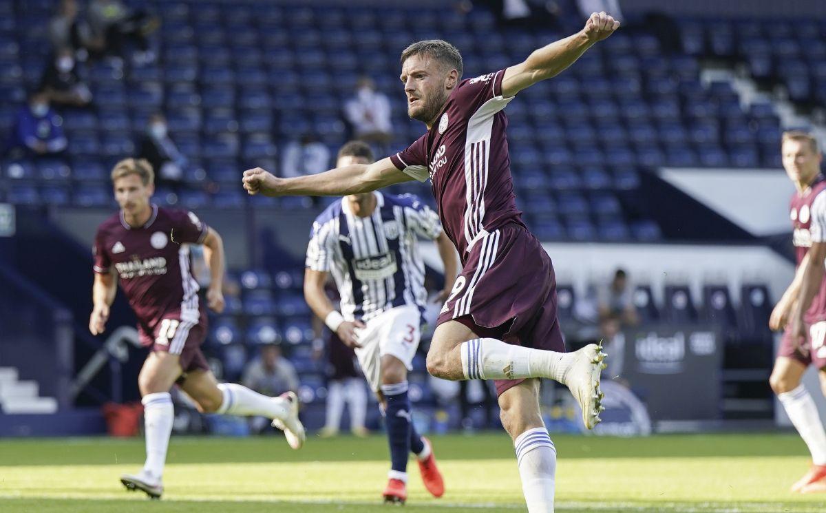 Leicester siguran u gostima protiv WBA, dva gola Vardyja iz penala