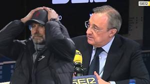 """Perez udario Kloppa gdje ga boli: Stari lisac ravnodušno """"umirio"""" trenera Liverpoola"""