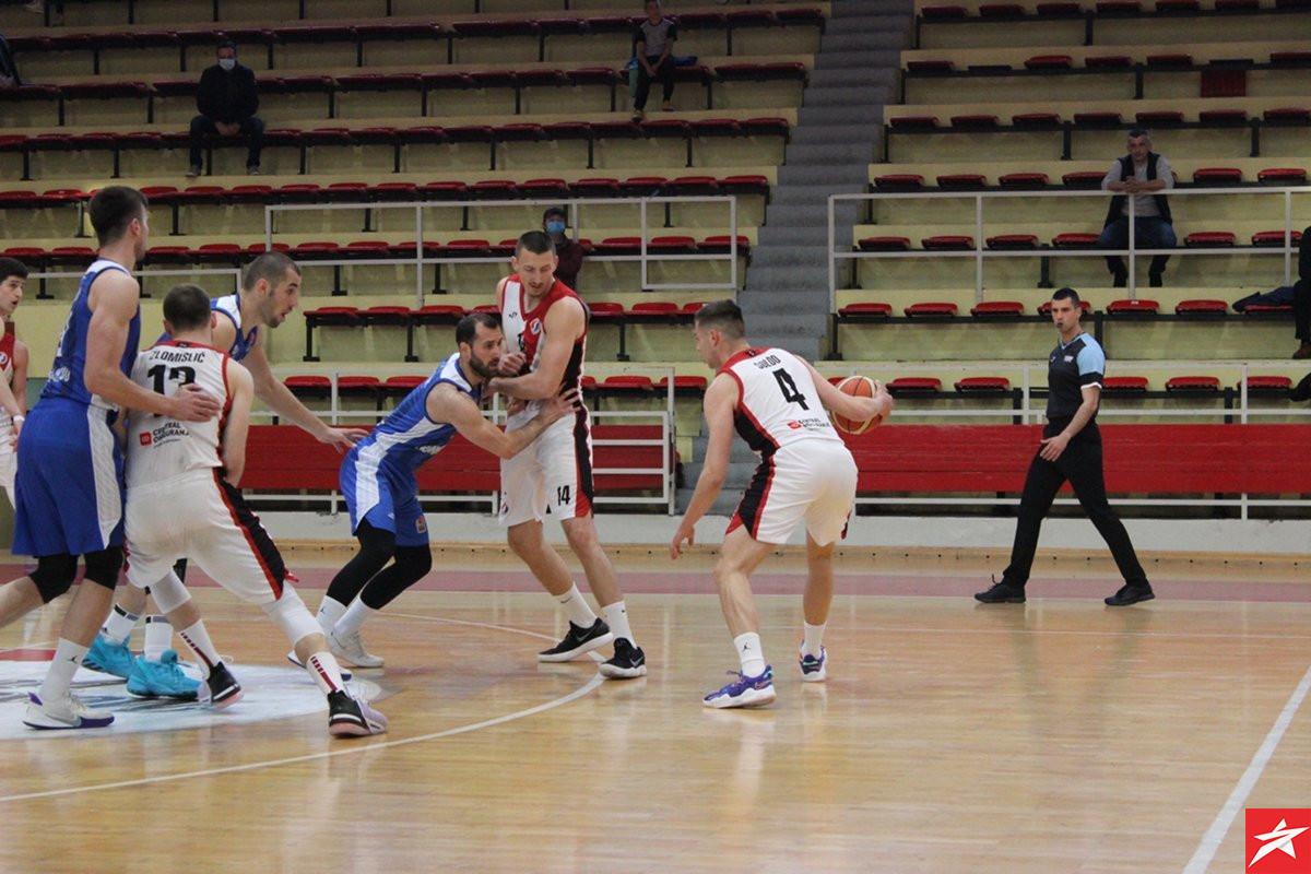 OKK Spars uvjerljivo pobijedio Zrinjski u Mostaru