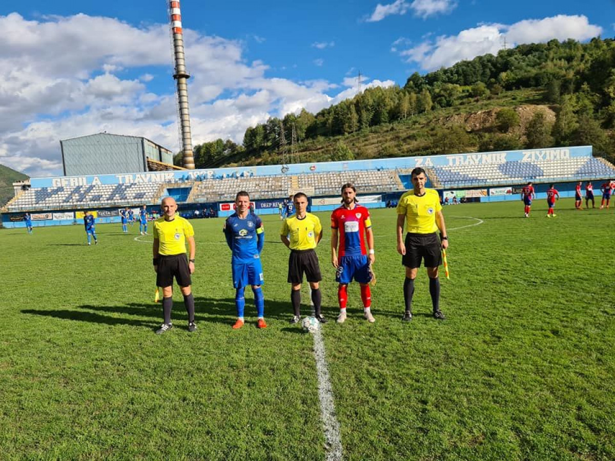 Borac preko Pirote u osmini finala