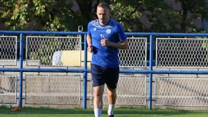 Asim Zec se vratio u Željezničar
