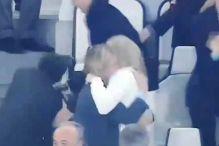 Bolna proslava gola prvog čovjeka Juventusa