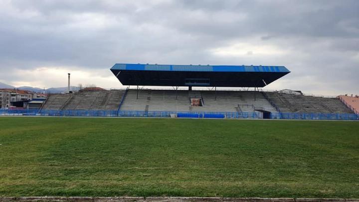 Bugojanci rade punom parom: Teren stadiona Iskre nikada nije izgledao bolje