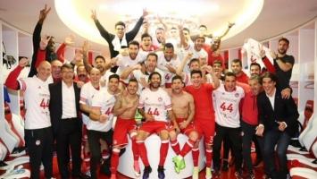 Olympiakos proslavio titulu, ali strahuje od velike kazne