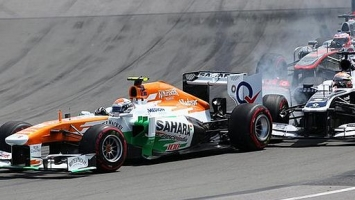 Sutil: Maldonado je opasan po sebe i druge