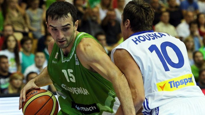 Mirza Begić se vratio u Olimpiju