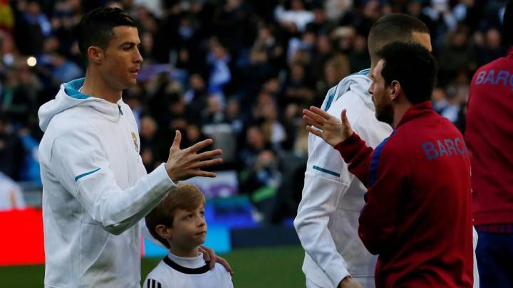 Cristiano Ronaldo: Messi je najbolji igrač svijeta, ali odmah nakon mene