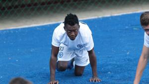 Abubakar Salifu na probi u FK Željezničar