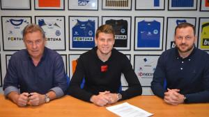 Mladi Rondić zabio novi gol za Slovan Liberec
