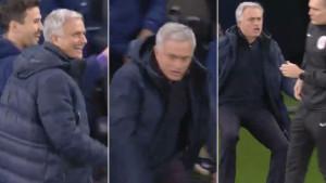 Mourinhovih 30 sekundi ludila: Ironični osmijeh pa eksplozija