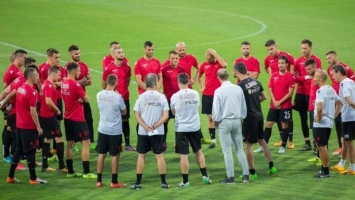 Bivši igrač Barcelone večeras debituje za Albaniju