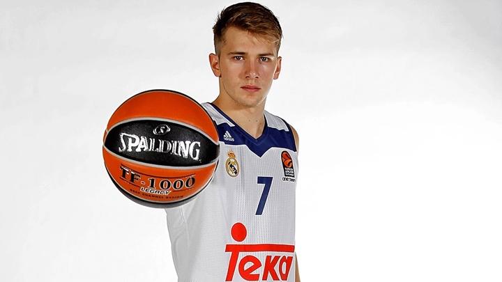 Dončić najbolji mladi igrač Eurolige