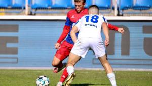Žestoko je danas bilo u Trebinju: Borac došao kao veliki favorit, a kući otišao sa jednim bodom