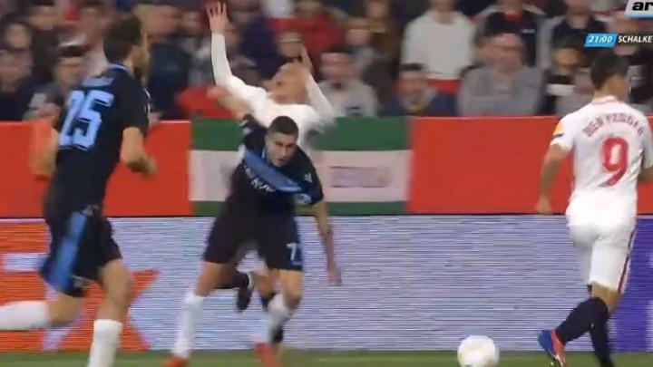 Je li Lazio oštećen? Marušić je udario protivnika, ali...