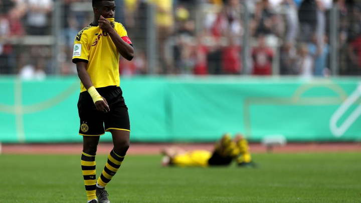 Čudo iz Dortmunda: Sa 14 godina u debiju za juniore postigao šest golova