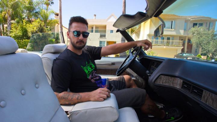 Frenkie, Kontra, Indigo podijelili utiske nakon završetka albuma u Los Angelesu