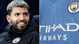 Manchester City će naredne sezone imati poseban detalj na dresu i to zbog Aguera