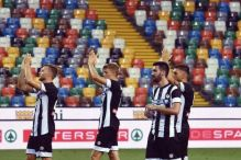 Thearau se sveti Udineseu, Bajić nije igrao
