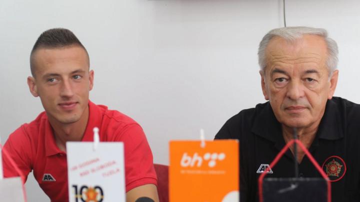 Lazarević:  Nadam se novoj pobjedi protiv Širokog Brijega