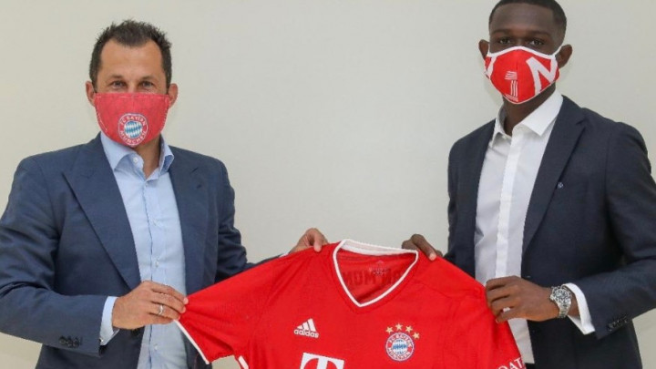 Hasan Salihamidžić zadovoljan zbog potpisa: Sretni smo što je tu...