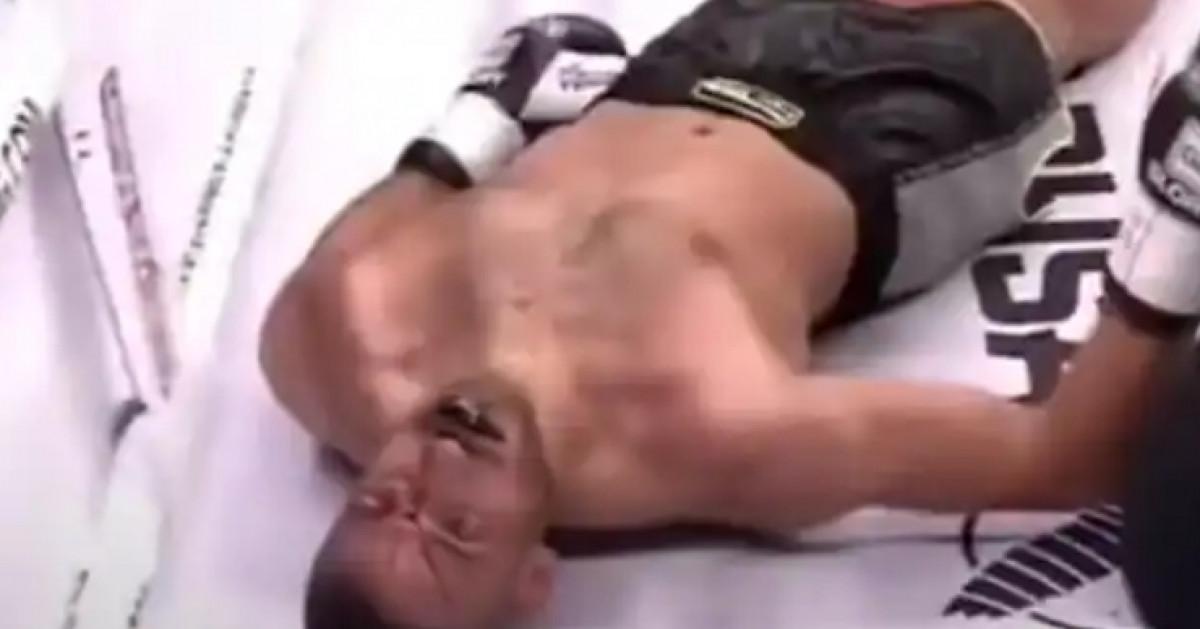 Ovakav nokaut se nikad više neće vidjeti: I danas je neshvatljiv potez borca u ringu
