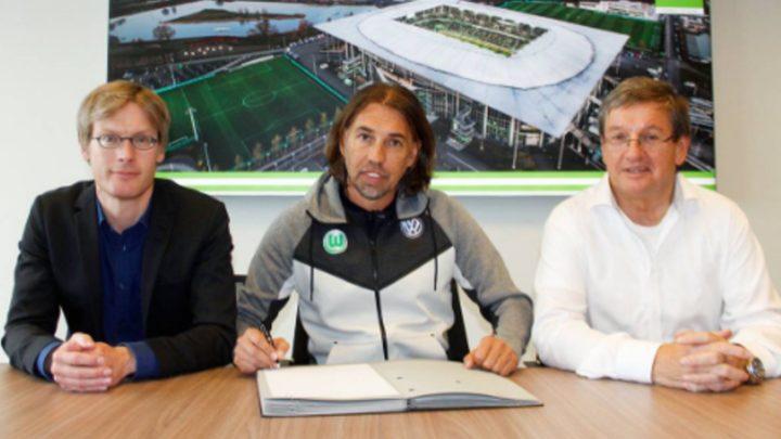 Novo trenersko ime na klupi Wolfsburga